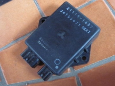 CDI,ECU Kawasaki ZX-6R (ZX600F), 1995-1997