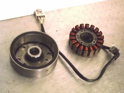 Generator Yamaha FZS 1000 Fazer (RN06) , 2001 - 2005